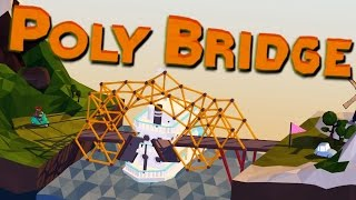 SCREW YOU SCIENCE | Poly Bridge #1