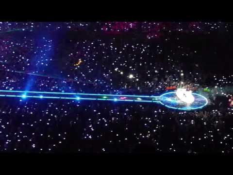 Coldplay Sky Full Of Stars Gillette Stadium Foxboro MA Jul 30 2016
