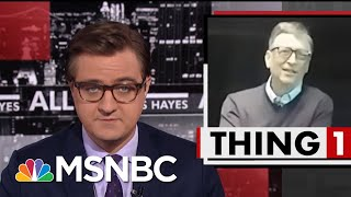 Top Trade Assn. For Porn Industry Trolls President Donald Trump On HPV/HIV | All In | MSNBC