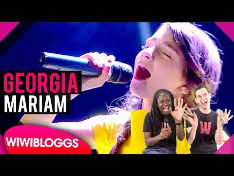 песни евровидения 2016 слушать. Песня Мариам Мамадашвили (Победительница Евровидения 2016) - Mzeo в mp3 256kbps