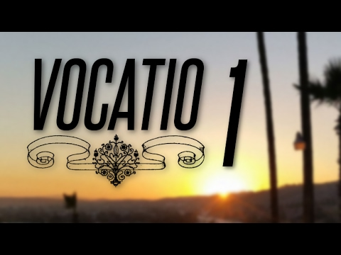 VOCATIO 1: An Introduction to Dante's Art of Salvation
