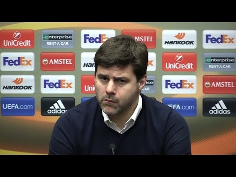 Tottenham 2-2 Gent (Agg 2-3) - Mauricio Pochettino Full Post Match Press Conference - Europa League