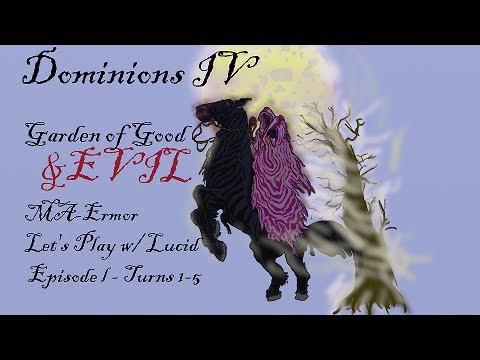 Dominions 4 - MA Ermor - Garden Of Good And Evil - Ep0 - Pretender Design