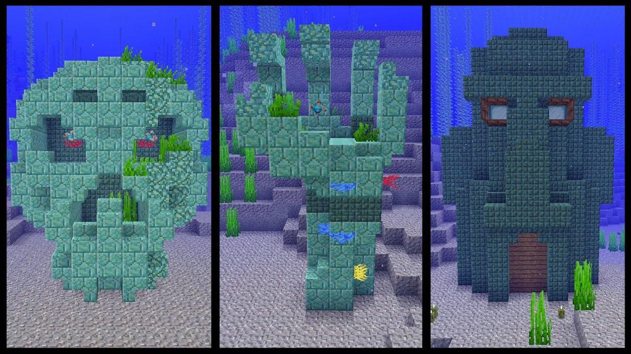 10 Minecraft Conduit Designs Youtube