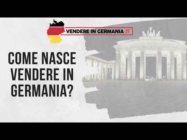 Dopo la crisi: l'importanza di Esportare in Germania!