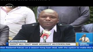 Wines and Spirits Association of Kenya condemns burning of bars in fight against illicit brew