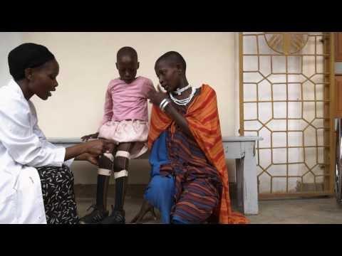 Tansania: Huduma Ya Walemavu - Hilfe Für Kinder Mit Behinderung