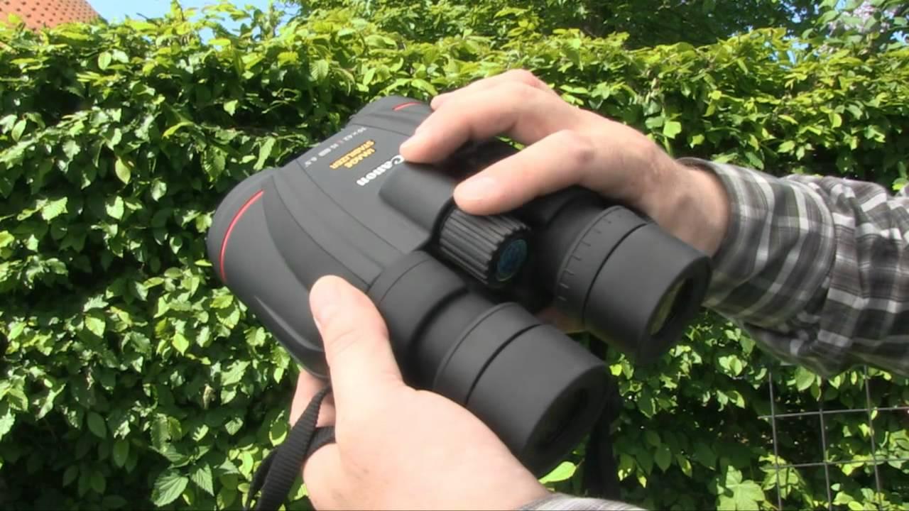 Canon 10x42l is wp kikkert youtube