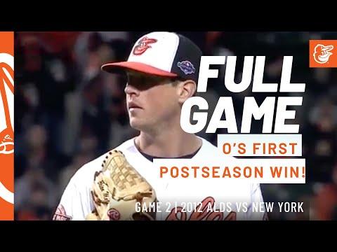 Game #17: Orioles earn first postseason win since 1997