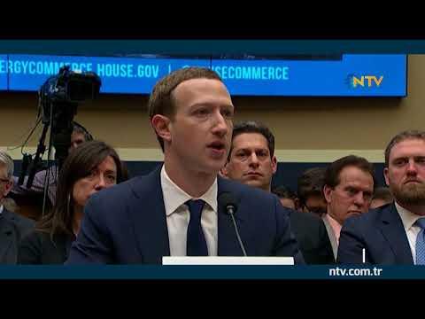 Facebook CEO'su Zuckerberg ''Benim de bilgilerim çalındı'' dedi.