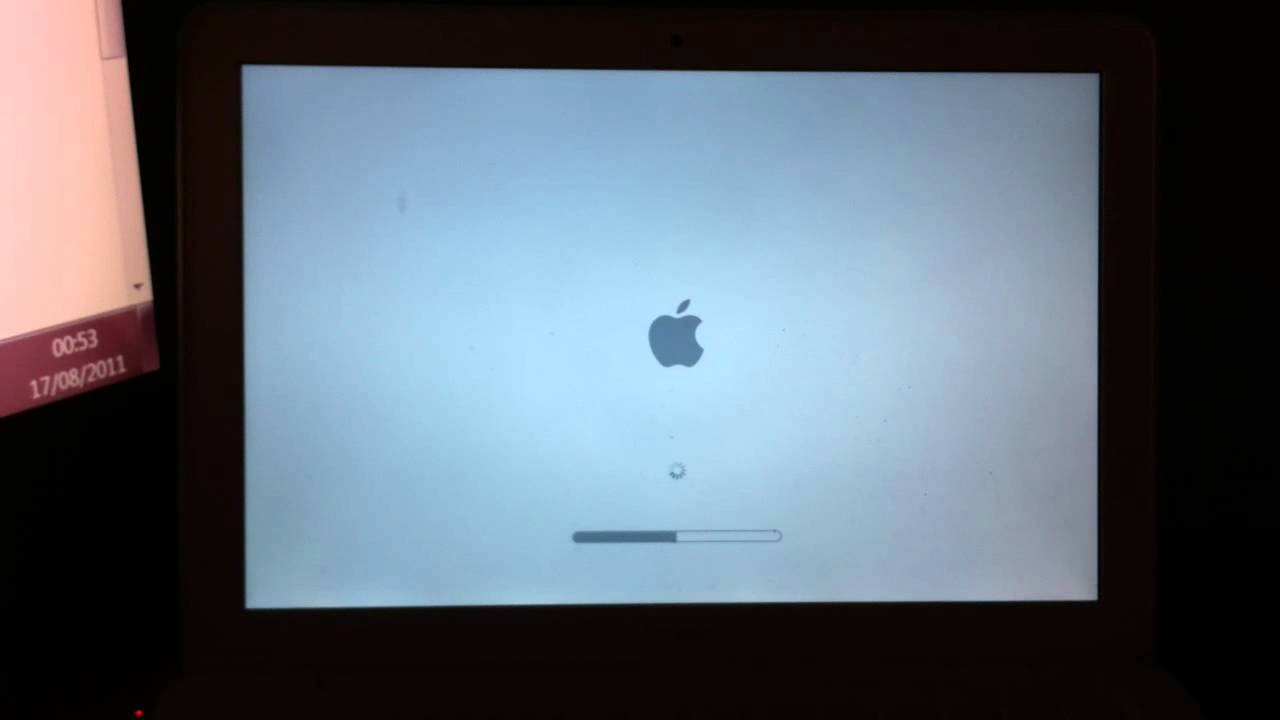 Recently I had this problem My Mac would turn on I hear the chime and see the white startup screen But then it would get stuck on that white screen