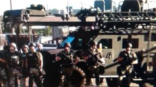 """National Guard Headed For Ferguson Missouri"" New America"