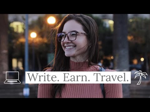 How to make money as a freelance travel writer