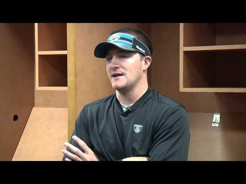 Josh Scobee Interview