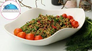 Besleyici Lezzetli YEŞİL  MERCİMEK Salatasi Salata Tarifleri ➡Masmavi3 Mutfakta