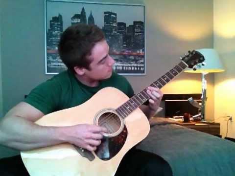 Brando Eaton: Playing guitar for Kerrigan