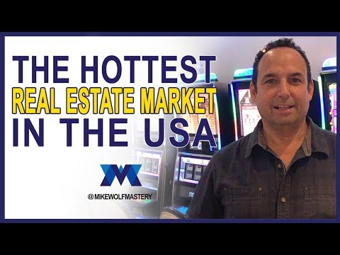 The Hottest Real Estate Market in the USA - Don't Gamble With Your Money