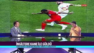 Dünya Kupası Ekranı - 18 Haziran 2018 (Tunus 1-2 İngiltere)