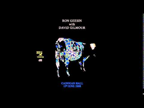 Download Ron Geesin With David Gilmour - Atom Heart Mother