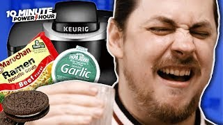 Can It Keurig   Ten Minute Power Hour