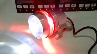 087 838 253383, Luxeon U3 Ring merah, Luxeon u 3 10 Watt, Laser Gun 3 mode