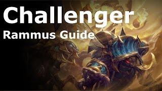 Interactive Challenger Rammus Guide | Season 5
