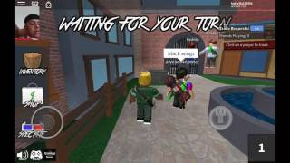 BWB: todas play ROBLOX in murder mystery 2