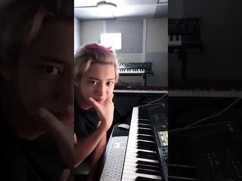 180908 Chanyeol Instagram Live