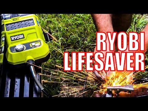 Ryobi P460 Rotary Tool Station - Crafty and Productive