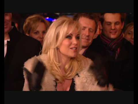 Rita Simons on New Year Live BBC1