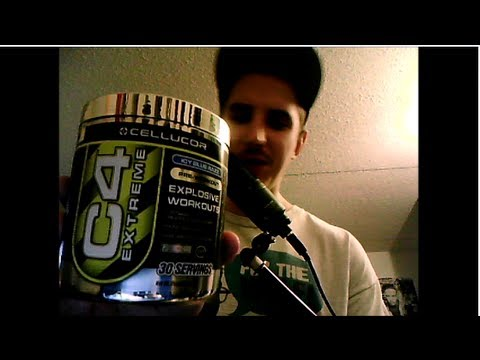 C4 Extreme REVIEW - By Cellucor