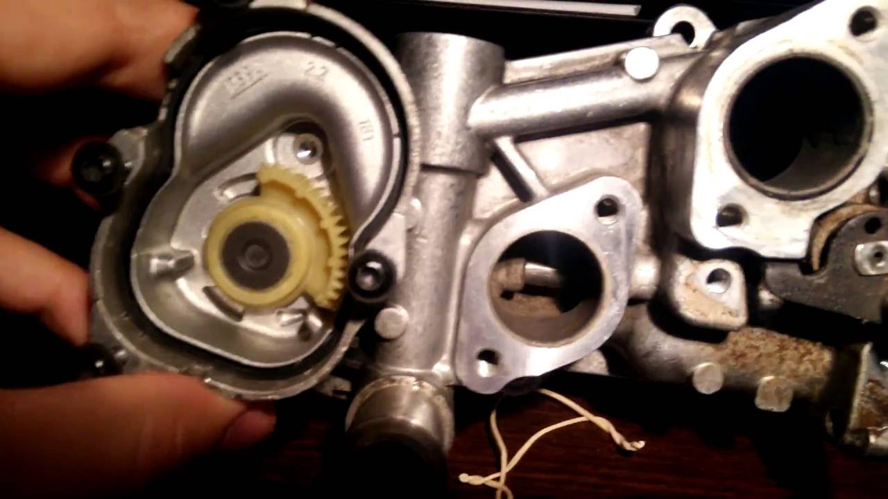 Volkswagen Golf Mk6 Egr Youtube