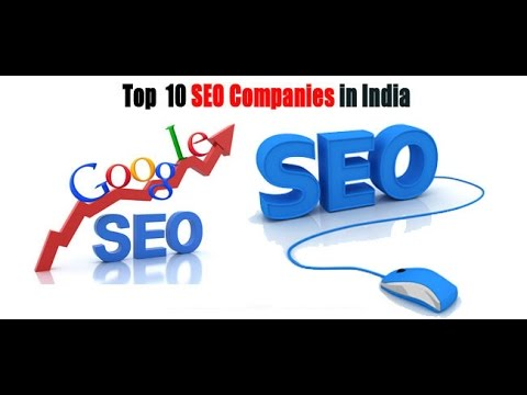Top 10 SEO Companies in India