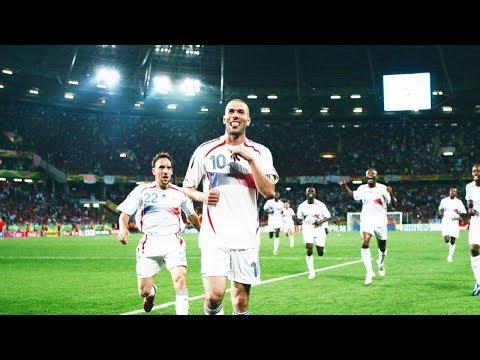 Zinedine Zidane • Top 10 Goals for France
