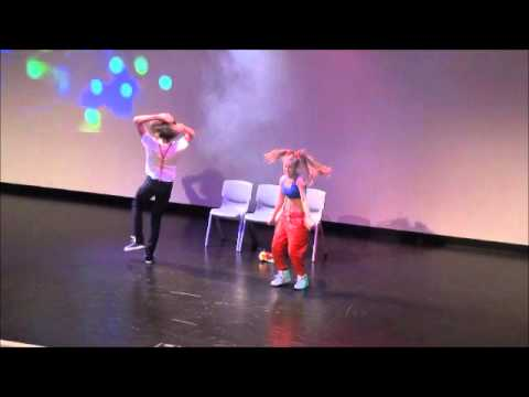 Michelle Papa and Donnie Dimase- Baby (Justin Bieber)