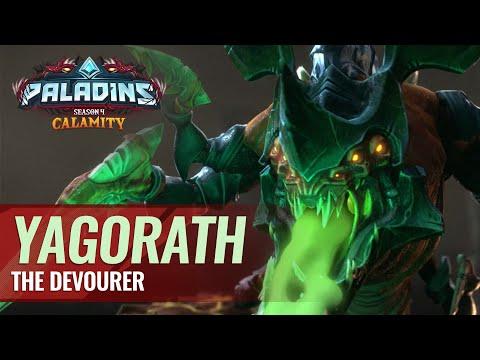 Paladins - Champion Teaser - Yagorath, The Devourer
