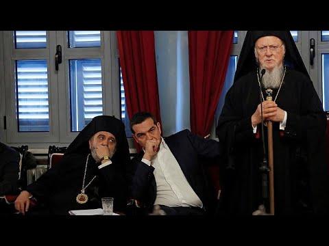 Tsipras besucht seit 1971 geschlossenes Priesterseminar bei Istanbul