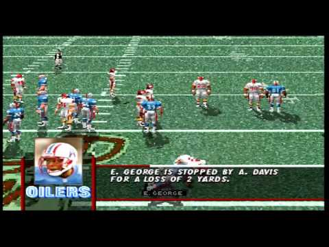 Madden NFL 98 (big video 1) (Playstation 1)