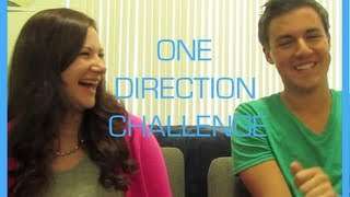 One Direction Challenge (FEAT. AMANDA)