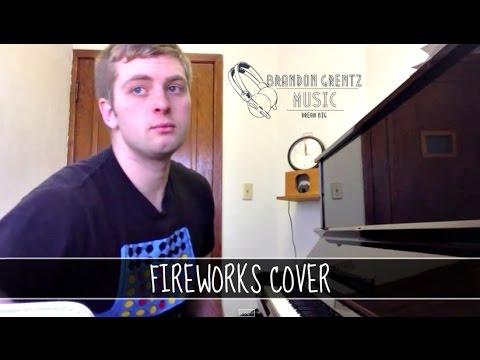 Fireworks - You Me At Six | Brandon Grentz Cover