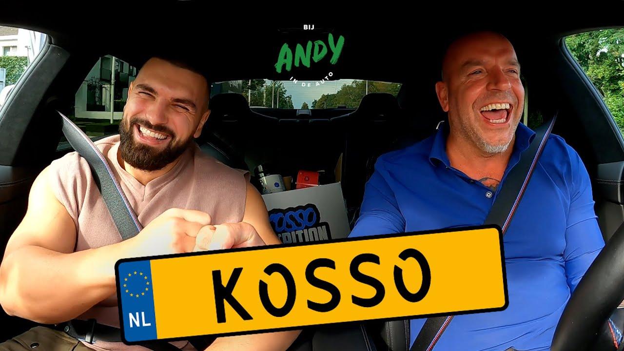 Kosso – Bij Andy in de auto! (English subtitles)