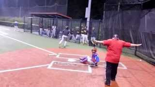 Collision at home plate, dirty play or playing hard. You decide!