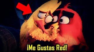 El Secreto De Chuck En Angry Birds La Pelicula: ¿Chuck Es GAY y Le Gusta Red?