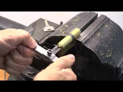 Самоимпрессия EZCURRA DS15  Ezcurra DS15 отмычка для замка эскурра.