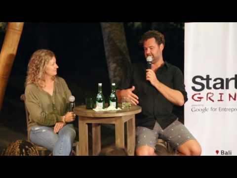 Startup Grind - Micheal Craig Dojo Bali