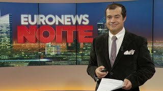 Euronews Noite   As notícias do Mundo de 19 de dezembro de 2019