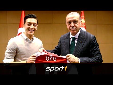 Erdogan als Ehrengast auf Özils Hochzeit? | SPORT1 - DER TAG