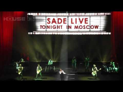 Sade - Love Is Stronger Than Pride (Moscow 08.11.2011) HD