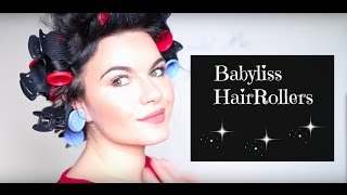 Video How To Use Babyliss   Heated Hair Rollers download MP3, 3GP, MP4, WEBM, AVI, FLV Juni 2018