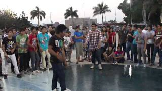 Warfare Dance cat: Intermedium!  Casablanca vs. Kotto vs. Erick